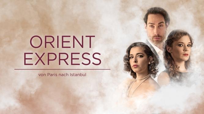 Musical Orient Express Alte Lokremise Buchs SG Tickets