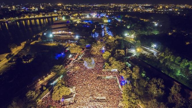Exit Festival 2018 Petrovaradin Fortress Novi Sad Tickets