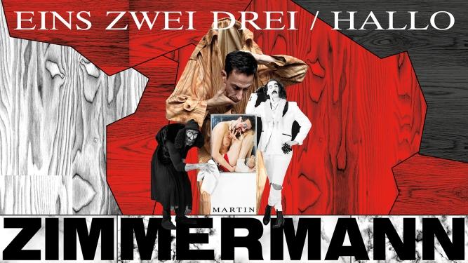 Martin Zimmermann - Hallo MAAG Halle Zürich Tickets