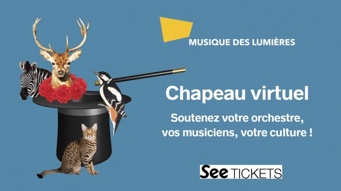Soutien à l'orchestre MDL Concert Streaming Porrentruy Billets