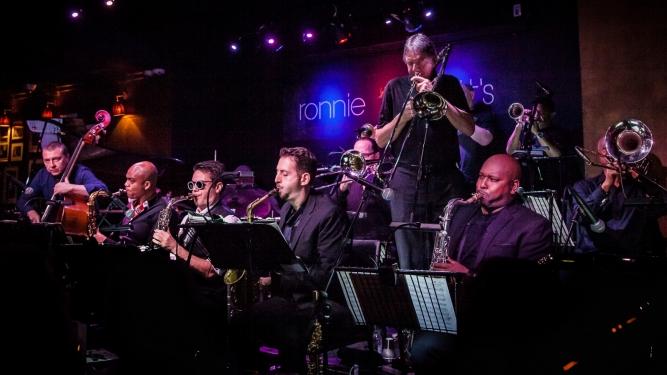 Mingus Big Band et Hemu Jazz Orchestra Salle Paderewski Lausanne Billets