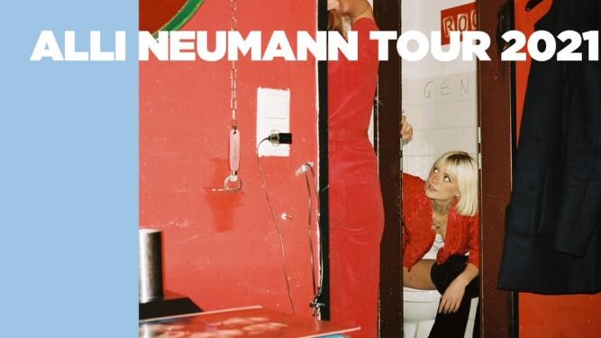 Alli Neumann (D) Mascotte Zürich Tickets