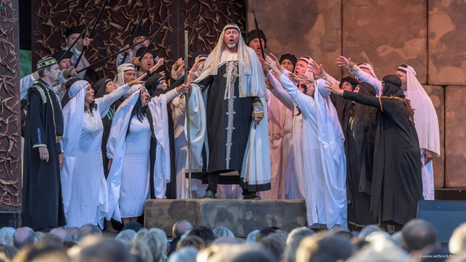 Nabucco Open-Air von Giuseppe Verdi Münsterplatz Basel Tickets