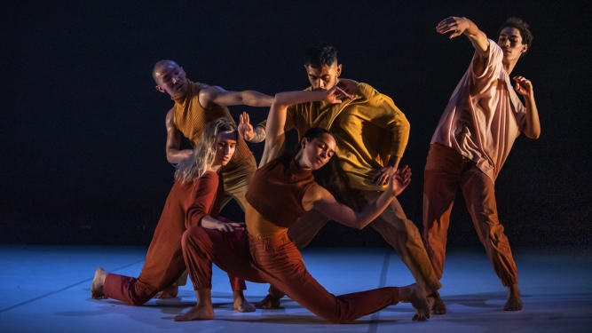 Steps: New Zealand Dance Company Théâtre du Jorat Mézières Tickets