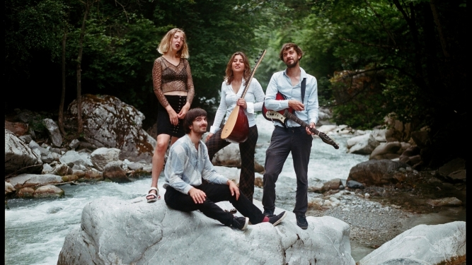 Derya Yildirim & Grup SimSek (F-TR/D-UK) + Chouka (CH) Espace culturel le Nouveau Monde Fribourg Tickets
