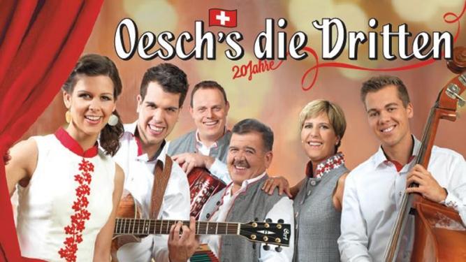 Oesch's die Dritten Diverse Locations Diverse Orte Tickets