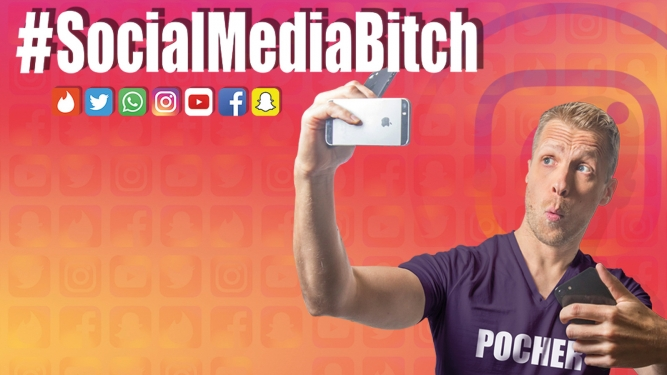 Oliver Pocher - Aus dem Leben einer #socialmediabitch DAS ZELT Luzern Tickets