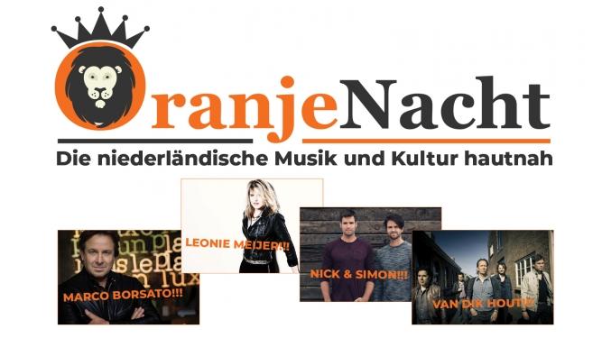 OranjeNacht Halle 1 Messe Luzern Luzern Billets