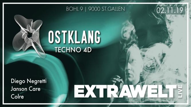 Ostklang - Extrawelt Live Ostklang St.Gallen Tickets