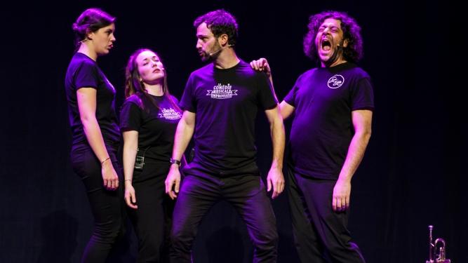 La Micromédie Musicale Improvisée La Spirale Fribourg Billets
