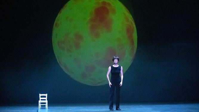 Pietragalla, la femme qui danse Théâtre du Léman Genève Tickets