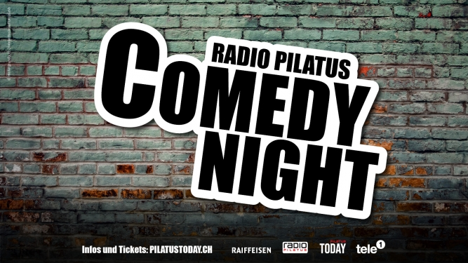 Radio Pilatus Comedy Night Grand Casino Luzern Billets