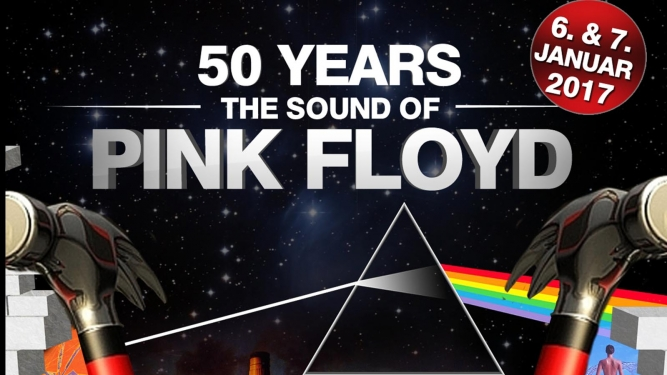 The sound of pink floyd sa z rich for Pink floyd gira 2017