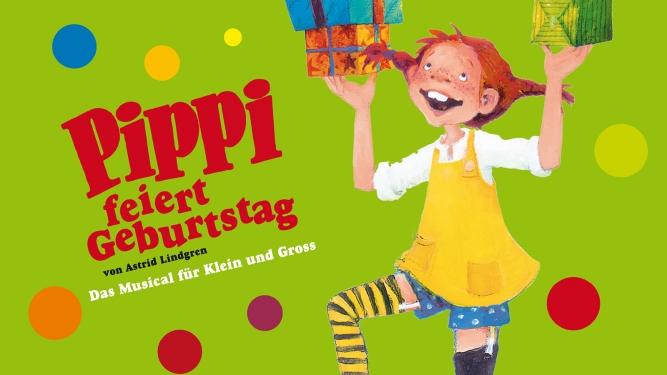 DAS ZELT: Pippi feiert Geburtstag Diverse Locations Diverse Orte Tickets