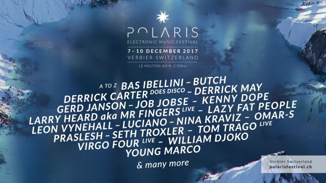 Polaris Festival Le Mouton Noir Verbier Tickets