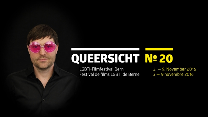 QUEERSICHT - LGBTI Filmfestival Bern 2016 Several locations Several cities Tickets
