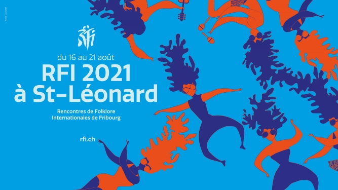 Rencontres de Folklore Intern. Fribourg 2021 Salle omnisport de St-Léonard Fribourg Tickets