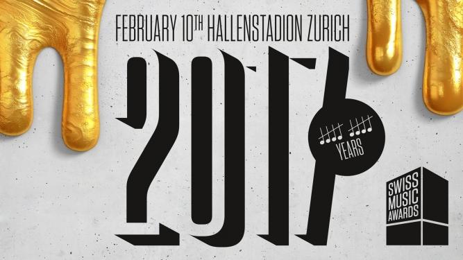 Swiss Music Awards 2017 Hallenstadion Zürich Tickets