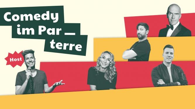 Comedy im Parterre Parterre Luzern Tickets