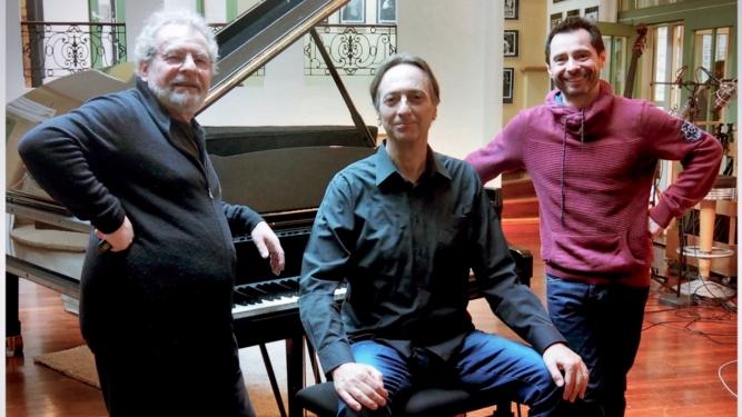 Richard Pizzorno Trio La Spirale Fribourg Billets