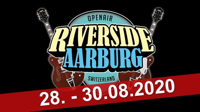 2 Tagespass Samstag - Sonntag Riverside Open Air Arena Aarburg Tickets