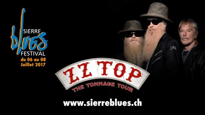 Samedi / Samstag: ZZ Top Plaine Bellevue Sierre Tickets