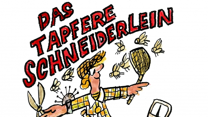 Das tapfere Schneiderlein Theater National Bern Tickets