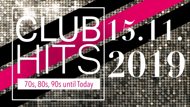 Club-Hits - 70s, 80s, 90s until Today Hotel Murten Murten Billets