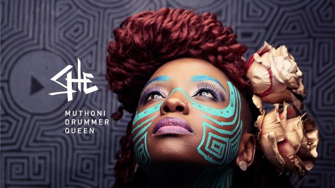 Muthoni Drummer Queen ZAK Jona Tickets