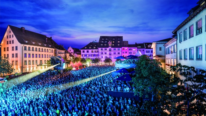 Stars in Town 2016 Herrenacker Schaffhausen Tickets