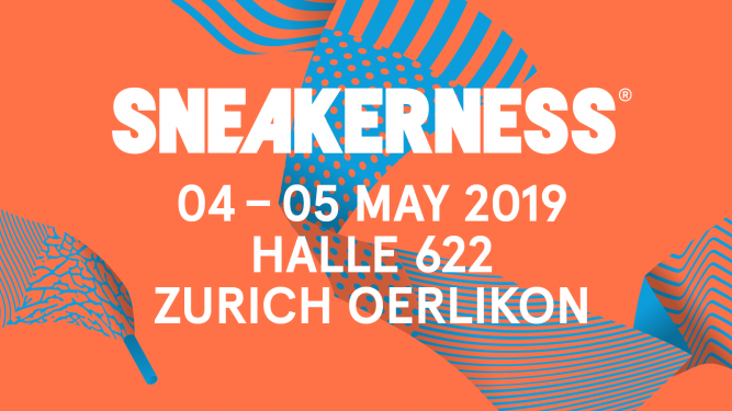 Sneakerness 2019 Halle 622 Zürich Tickets