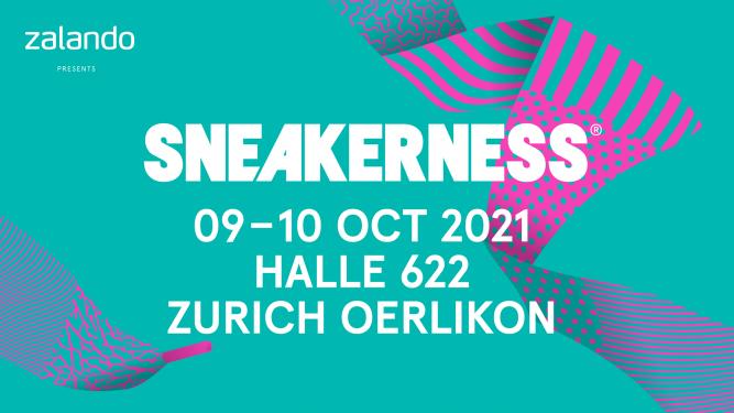 Sneakerness Zürich 2021 Halle 622 Zürich Tickets