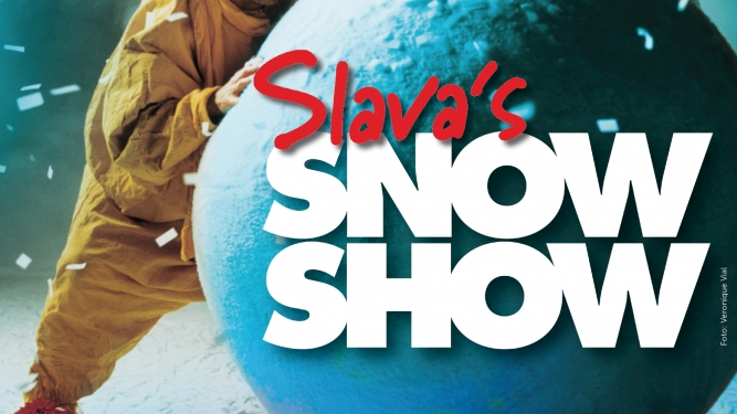 Slava's Snowshow Theater 11 Zürich Tickets