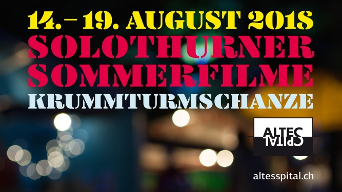Solothurner Sommerfilme Krummturmschanze Solothurn Billets