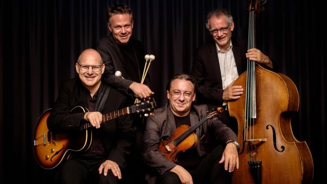 Taubitz/Dobler Swing Quartett Salzhaus Brugg Tickets