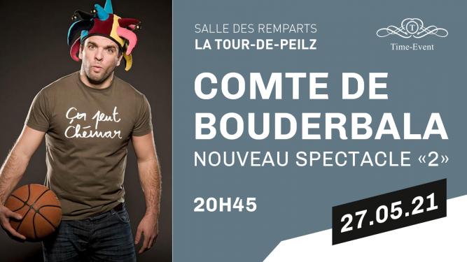 Time-Event en accord avec AS PROD présente Salle des Remparts La Tour de Peilz Tickets