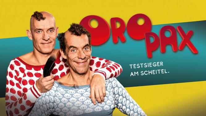 Oropax DAS ZELT Zürich Tickets