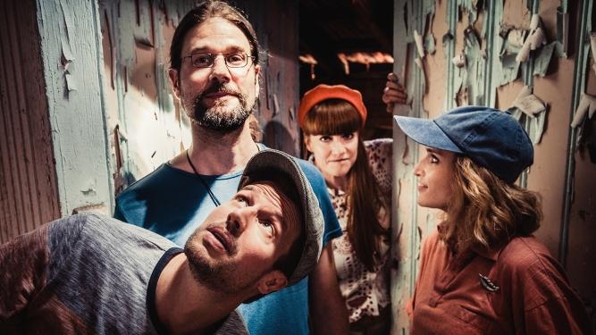 Silberbüx: Spure im Sinn Rote Fabrik Aktionshalle Zürich Tickets