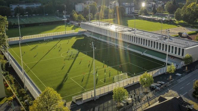 SC Kriens vs. FC Zürich Stadion Kleinfeld Kriens Tickets
