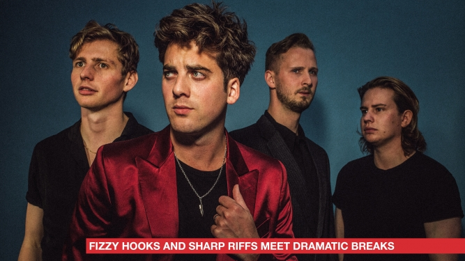 Circa Waves (UK) Mascotte Zürich Tickets