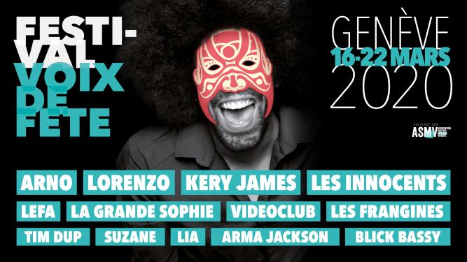 Festival Voix de Fête 2020 Diverses localités Divers lieux Billets