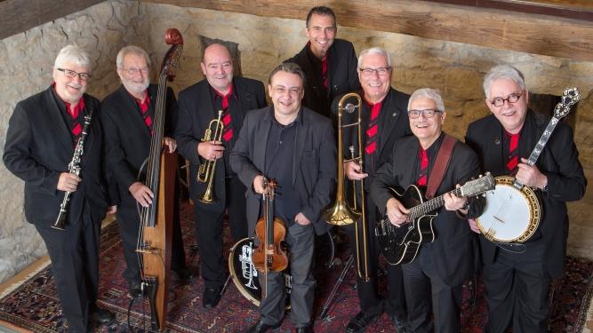 Steppin Stompers Dixieland Band Kronenplatz Lenk Tickets