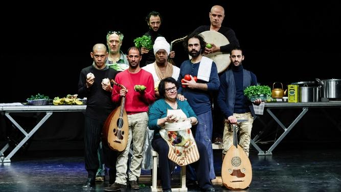 Maqamat Dance Theatre Salle du Lignon Le Lignon Billets