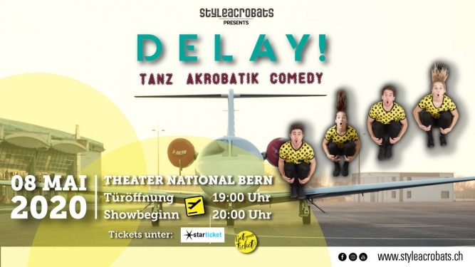 Delay Theater National Bern Tickets