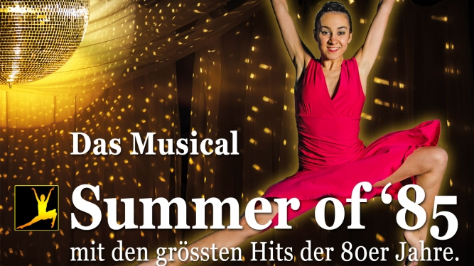 Summer of '85 Theatersaal Kriens Tickets