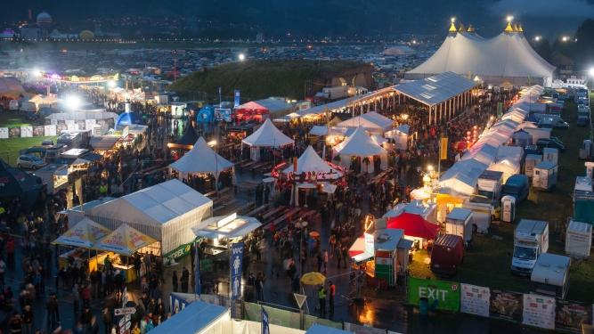 24. Intern. Trucker & Country-Festival Interlaken Flugplatz Interlaken Tickets