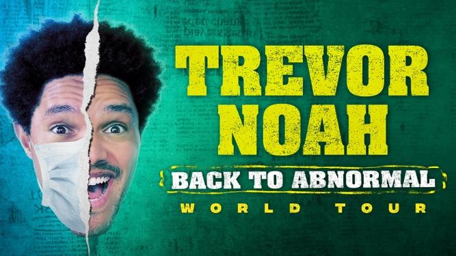 Trevor Noah Hallenstadion Zürich Tickets