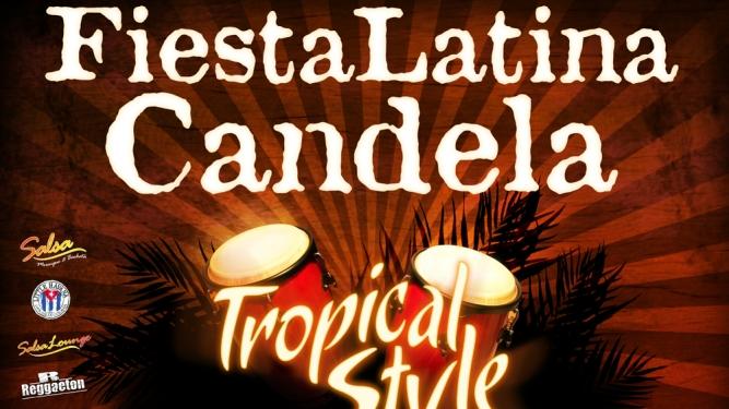 Fiesta Latina Candela - Tropical Style X-TRA, am Limmatplatz Zürich Tickets