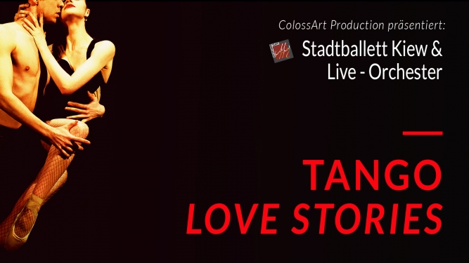 Tango Love Stories Theater im National Bern Tickets