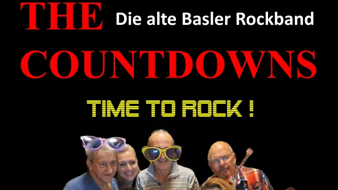 The Countdowns Häbse-Theater Basel Tickets